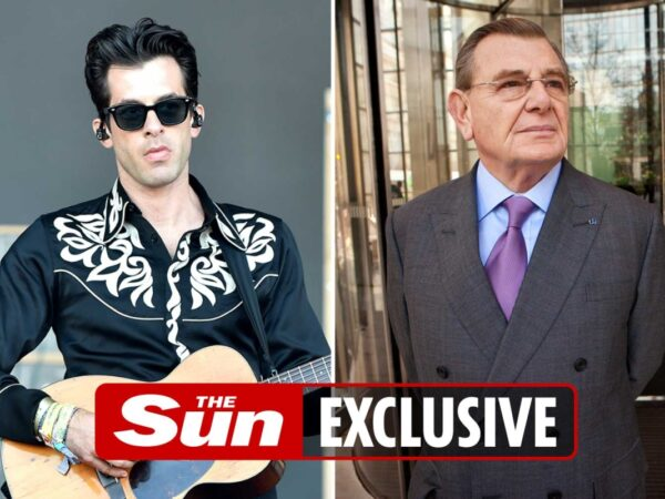 """Mark Ronson's uncle 'stated '""""lock up the petty money"""" in entrance of Nigerian supervisor'"""