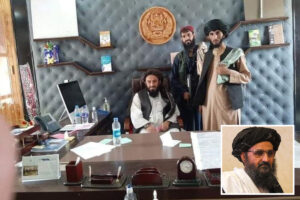 Mystery as Taliban deputy PM Baradar the Butcher not seen for days then 'denies he's dead' after palace 'gun battle'