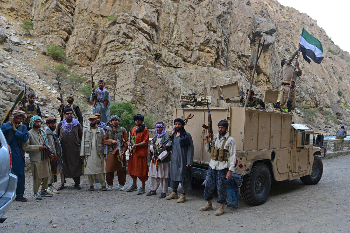 Taliban 'to bombard Lions of Panjshir resistance with suicide bombers in bloody battle for final bastion of freedom'