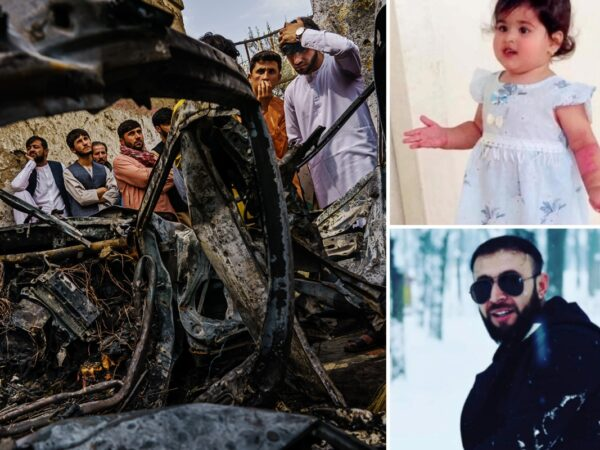 US admits Kabul drone strike killed assist employee and 9 members of his household together with 7 children