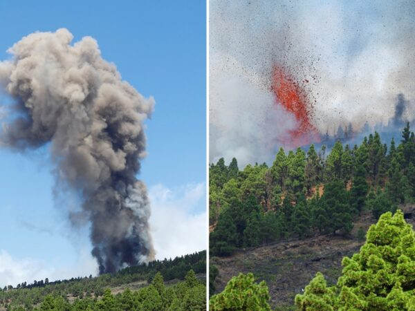 Volcano erupts on La Palma in Canary Islands after 1000 earthquakes detected as a whole lot evacuated