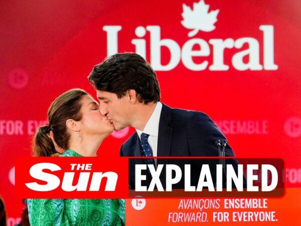 Who's Justin Trudeau's spouse Sophie Grégoire?